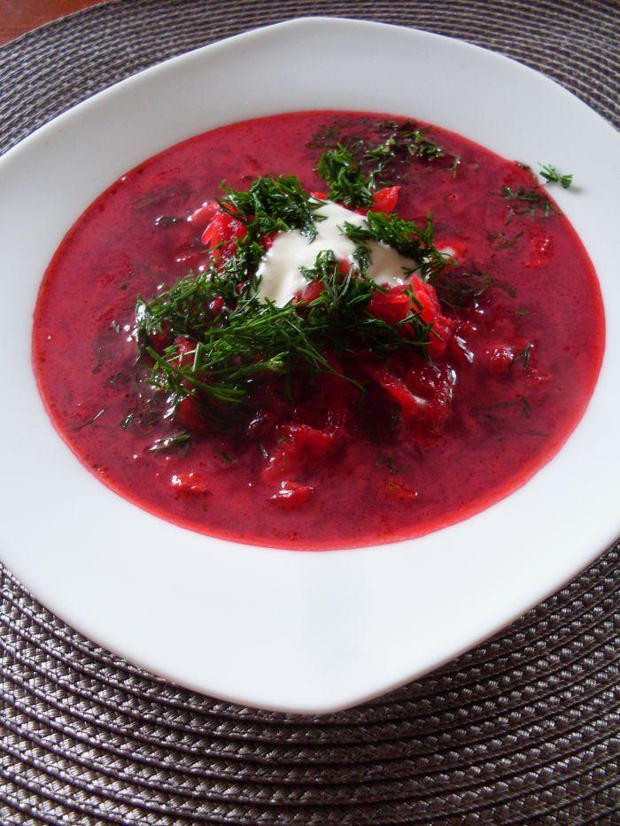 Best traditional Eastern European soup
