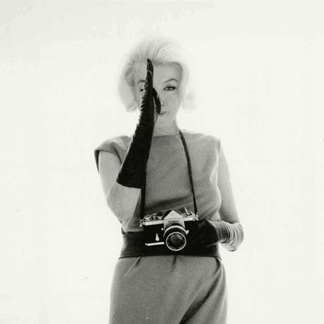 marilyn monroes nikon