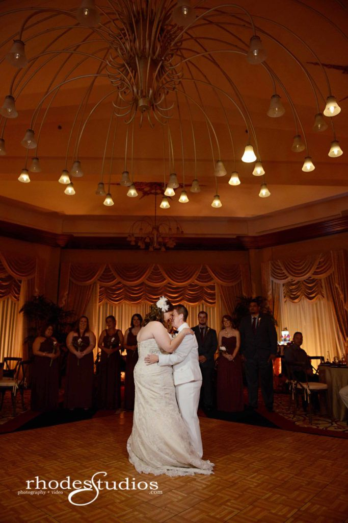 Daytona Beach Wedding At Plaza Resort Spa White Rose Entertainment