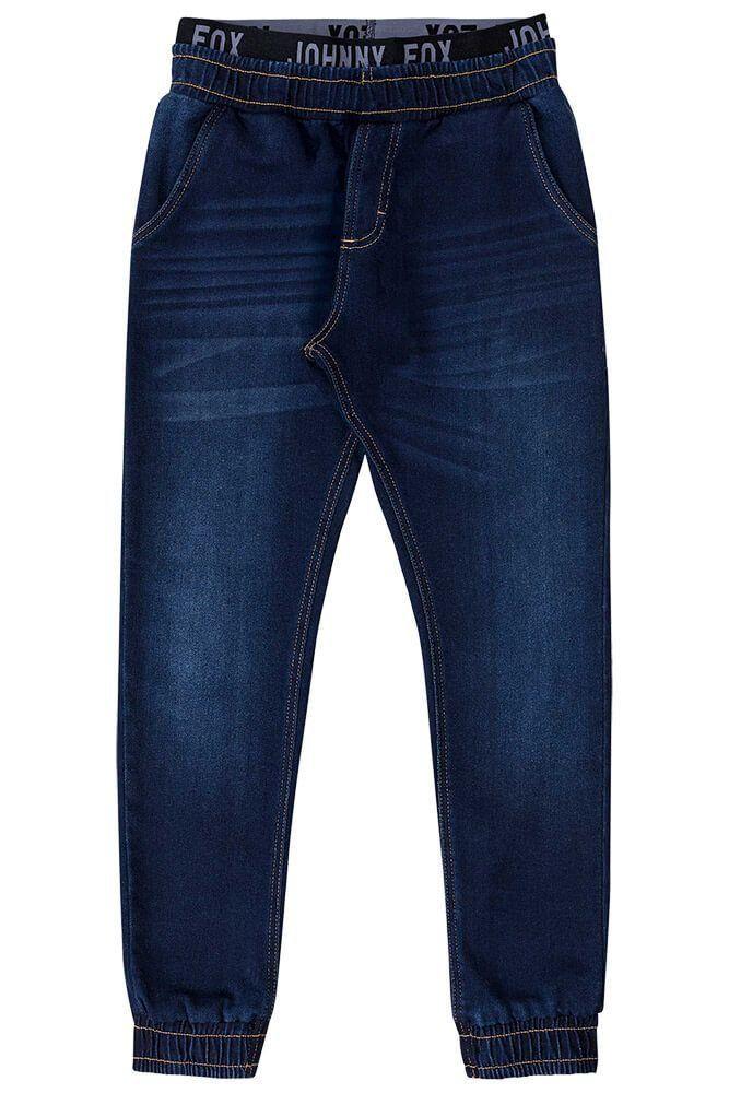 96486151af Calça de Moletom Jeans Box - Johnny Fox
