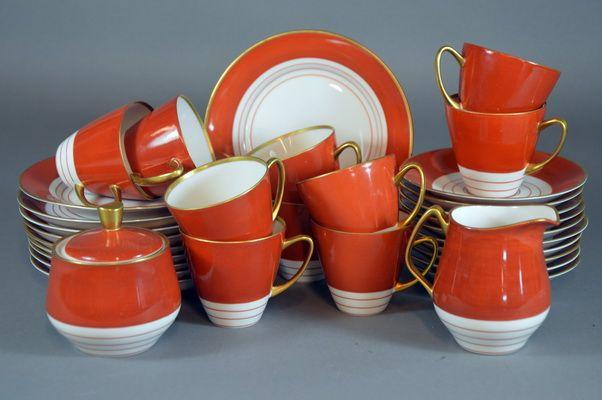 Nora Gulbrandsen for Porsgrund Porselen. Production year 1932