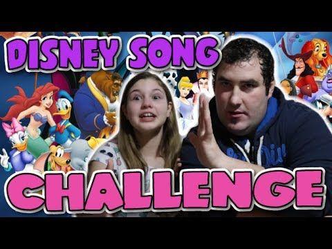 DISNEY SONG CHALLENGE   JorjaBriteny Ep90