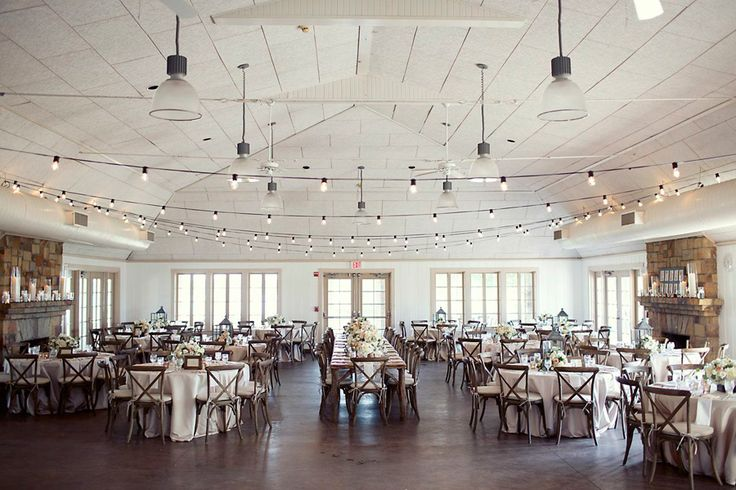 Winfrey point white rock lake This is what the reception will look like. I am not sure if I want to do round or long tables I definitely want the string lights