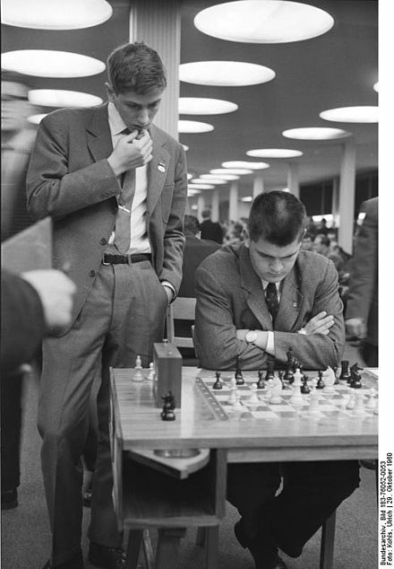 Bobby Fischer - Wikiquote