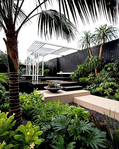 Canary Islands Spa Garden by Amphibian Designs - James Wong & David Cubero, via Flickr