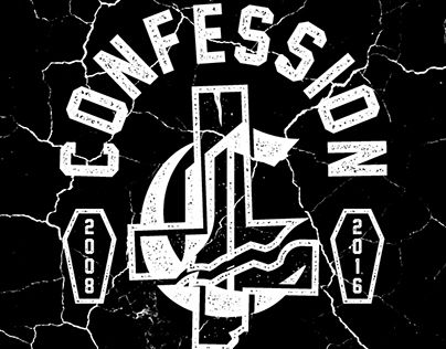 "Check out new work on my @Behance portfolio: ""CONFESSION - LAST TOUR 2016"" http://be.net/gallery/32695403/CONFESSION-LAST-TOUR-2016"