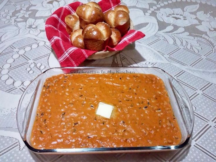 Dal Makhani (Cow Peas/Black-Eyed Peas with Butter)