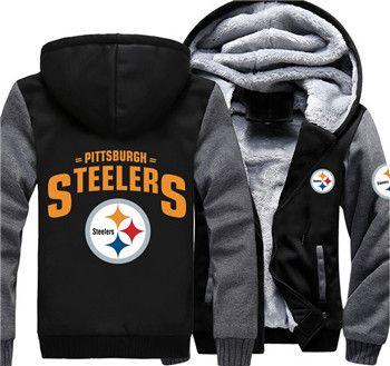 Pittsburgh Steelers Hoodie Jacket