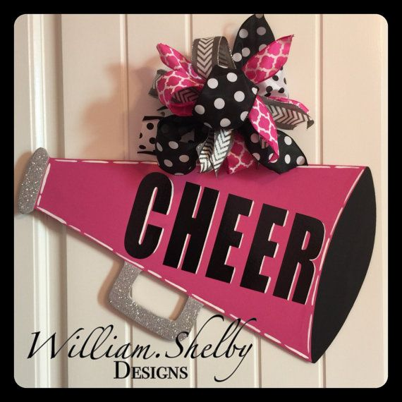 Megaphone for Door or Room Decor
