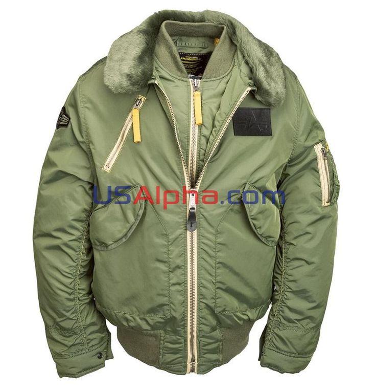 Куртка B-15 Air Frame #аляска #парка #куртка #мужская куртка #зимняя куртка #usalpha.com #бомбер #летная куртка #демисезон