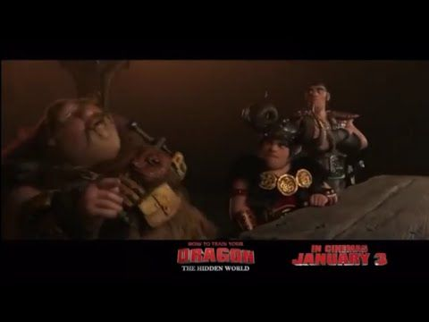 TV Spot #4 (High Quality) - HOW TO TRAIN YOUR DRAGON 3