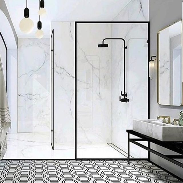 | INSPIRATION | Marble loving 😍 . . . . . . Via @shaunasstage_  #interiorinspiration #interiors #interiordecor #interiordesign #homedecor #homedesign #home #dreamhome #luxuryhomes #realestate #styling #casa #interiorstyling #interiorstylist #interiordecorating  #interiordetails #interiordesigner #homelovers #homedesign #designer #instahome #glamour #homestyle #beautifulhomes #marbel #interior123 #followme #like4like #bathroominspo #bathroom - posted by MIA CASA LIVING…
