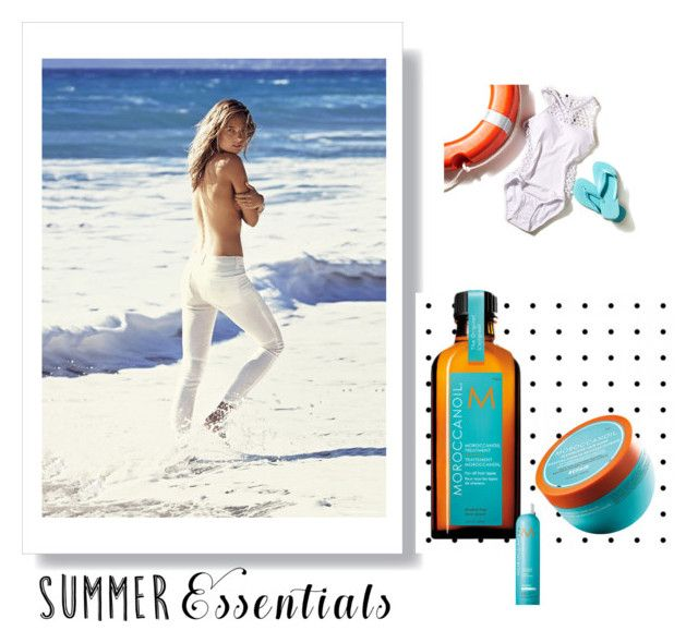 """Morocannoil"" by selfies-i on Polyvore featuring beauty and Moroccanoil"