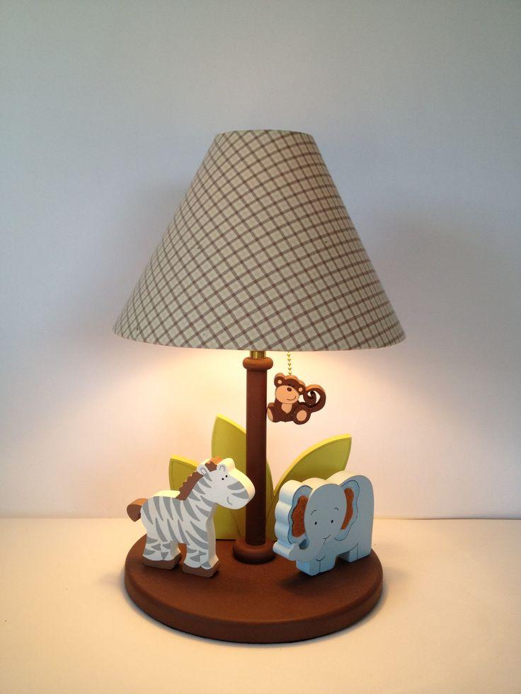 Lámpara De Sahara   Cocalo Decoración Para Bebés