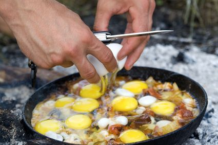 Family Camp Meals - Ideas To Make Them Less Stressful
