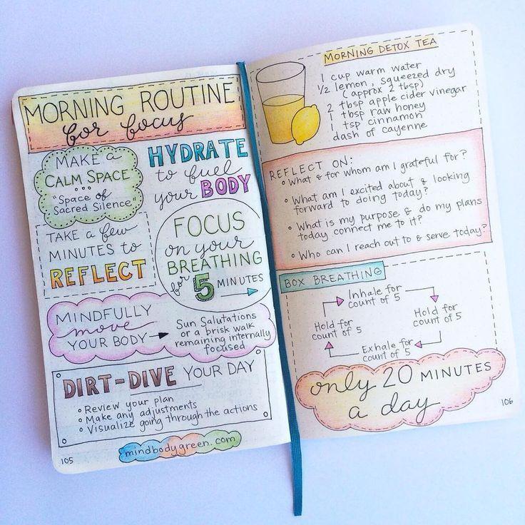 Brilliant Bullet Journal Ideen, die Sie stehlen möchten – #Brilliant #Bullet #d…