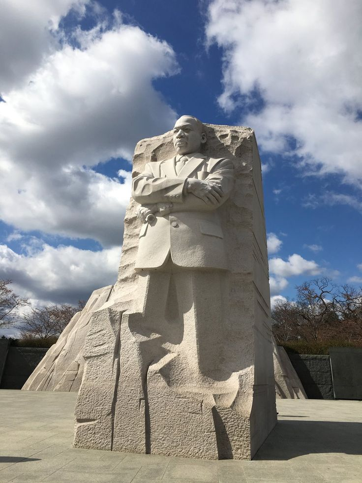 Martin luther king jr memorial photo by amy beth wright