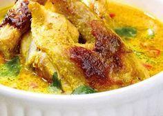 Resep Cara Membuat Ayam Lodho