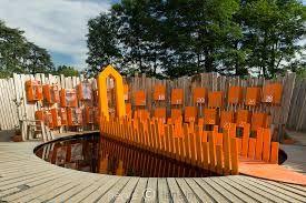 Festival international des jardins de Chaumont-sur-Loire 2012 - Le Calendrier des sept lunes