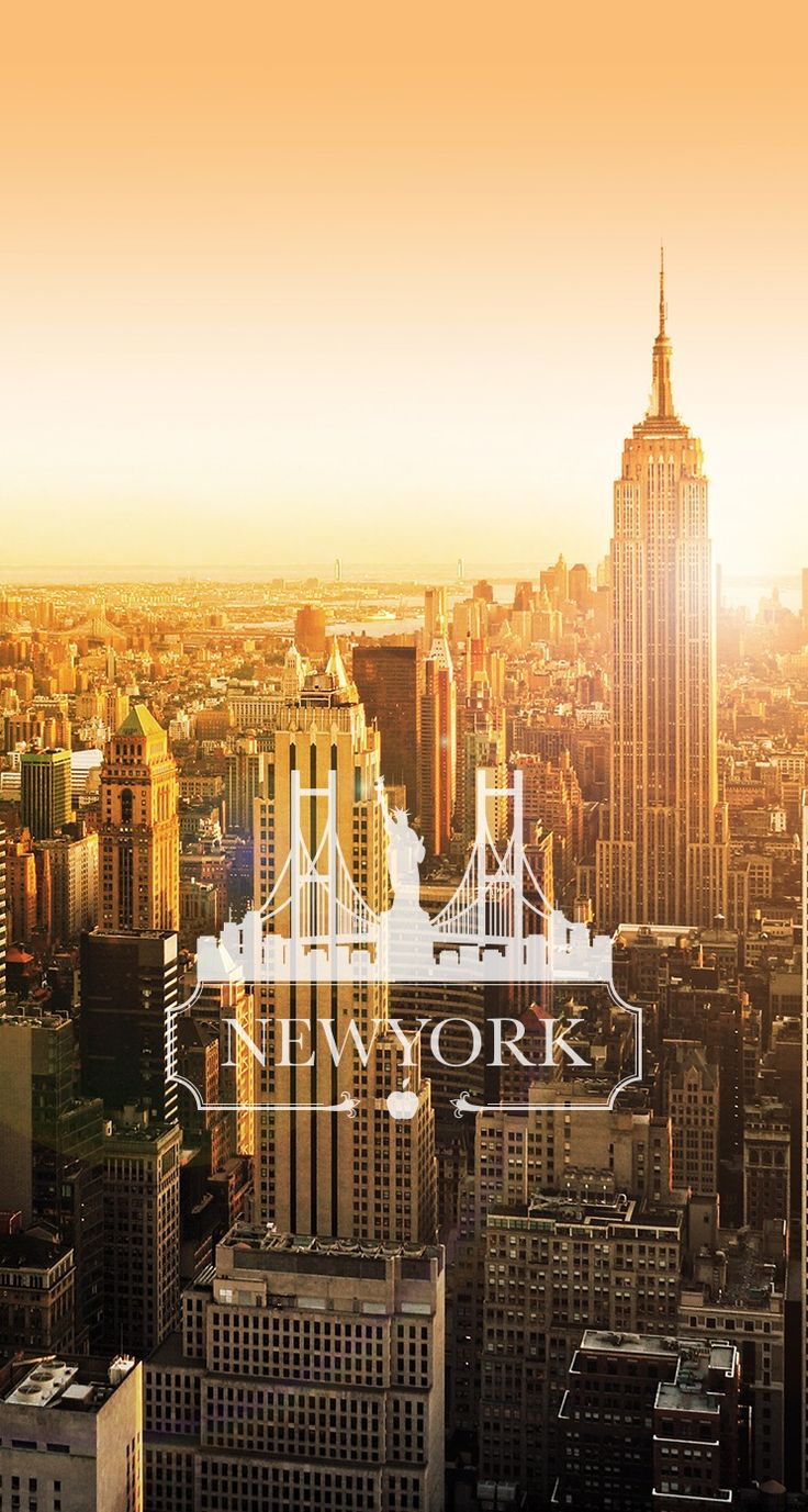 Another 'New York' #instant #retro photography wallpaper - @mobile9
