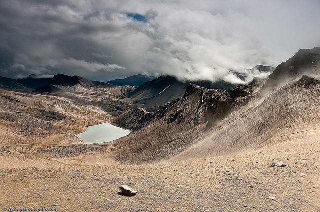 """The Notch"" Skyline Trail Jasper Alberta"