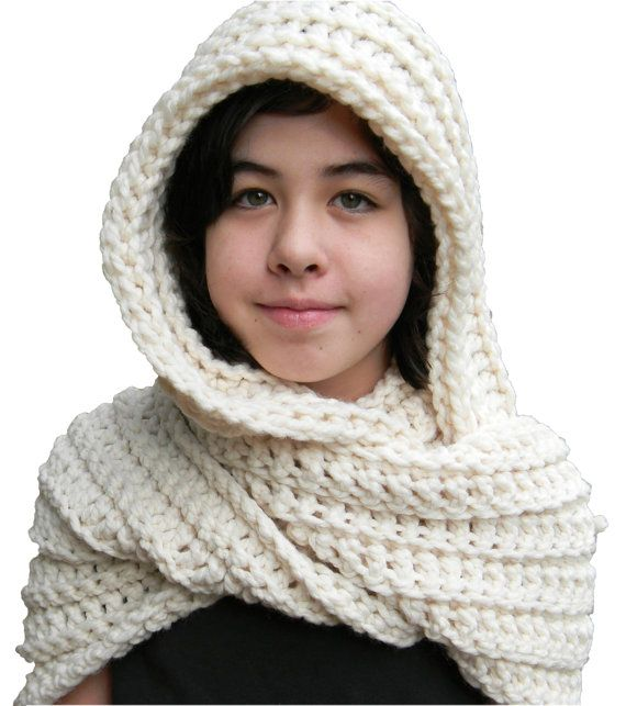 Knitting Pattern Cowl Shrug : 17 Best images about Crochet Scarf/Cowl/Shrug on Pinterest Hand chain, Rave...