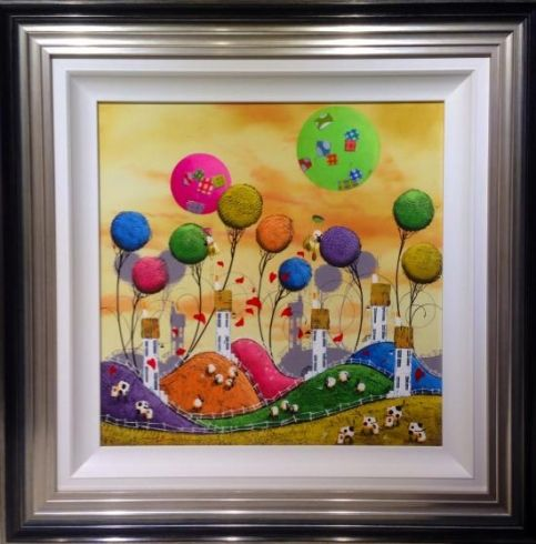 'Baaing Balloons' by Dale Bowen  Originals The Royal Gallery