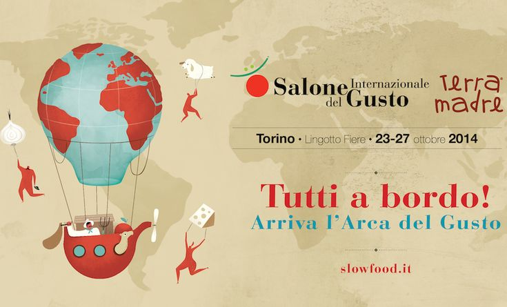 Una manifestazione che permette di gustare al meglio la città di Torino per un fine settimana, dove unire la gola alla gita fuori porta: è il Salone del Gusto 2014.