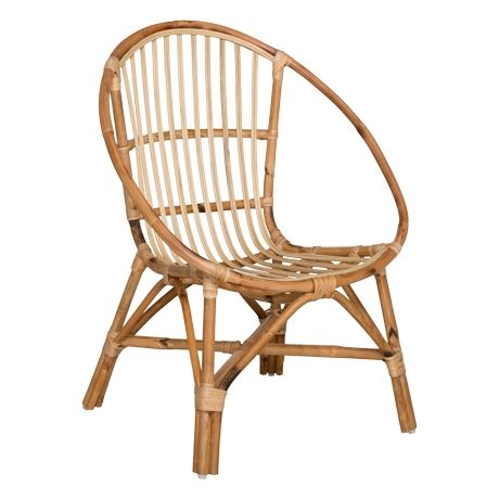 Airlie Occasional Chair  Natural