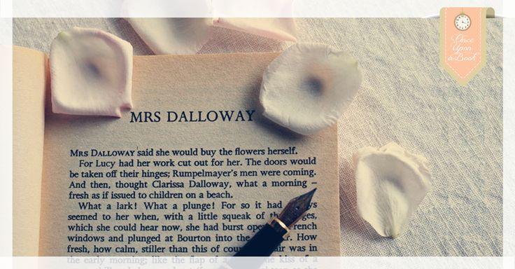 """""""Mrs. Dalloway said she would buy the flowers herself.""""  Uno degli incipit più famosi, introduce il romanzo profondo, difficile, meraviglioso di Virginia Woolf. Puoi leggerlo gratuitamente, scaricando gratis l'Ebook di Mrs. Dalloway in lingua originale: www.librierecensioni-blog.it/mrs-dalloway-ebook-gratis"""