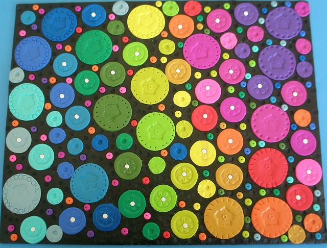Cycles and colors by klio1961, via Flickr