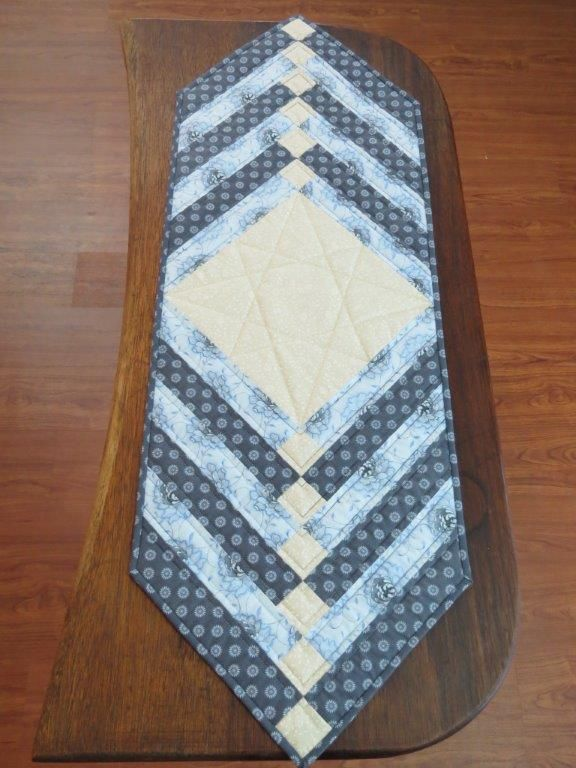 SanctuaryTable Runner by C n Sew http://www.cnsewquiltshop.co.za/