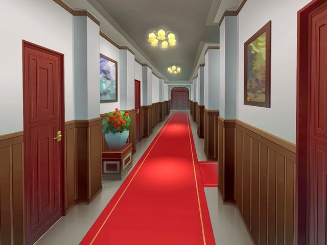 Red Carpet Anime Background Cenario Anime Fundo De Animacao