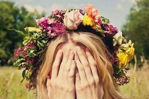 Flower crown of life.