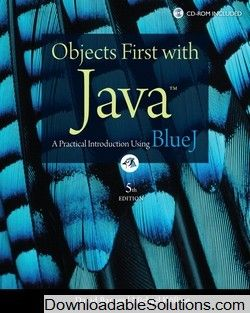 52 best solution manual download 21 images on pinterest textbook solution manual for objects first with java a practical introduction using bluej 5e fandeluxe Gallery