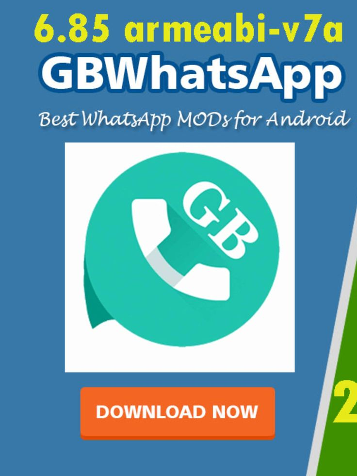 Download GBWhatsapp v6.85 armeabi-v7a 2019 | Android apps