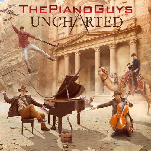 Fight Song / Amazing Grace (Feat. Al Van Der Beek) by The Piano Guys