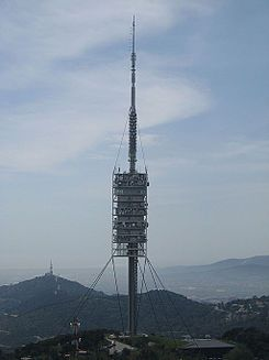 Torre Collserola,  Norman Foster
