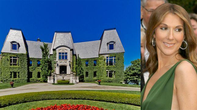Le domaine de Céline Dion situé sur lÎle Gagnon à Laval est à vendre pour la modique somme de 25 500 00 $ Visitez-le dès maintenant!