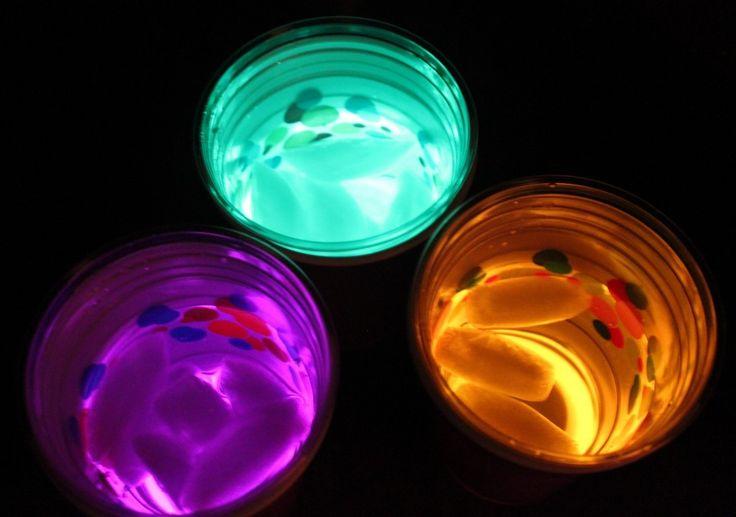 Fun Things to do with Glow Sticks
