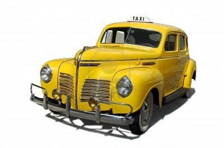 The 8 best images about Yellow taxi cabs on Pinterest