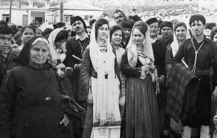 Τraditional wedding in eastern Crete... παραδοσιακός γάμος...ανατολική Κρήτη