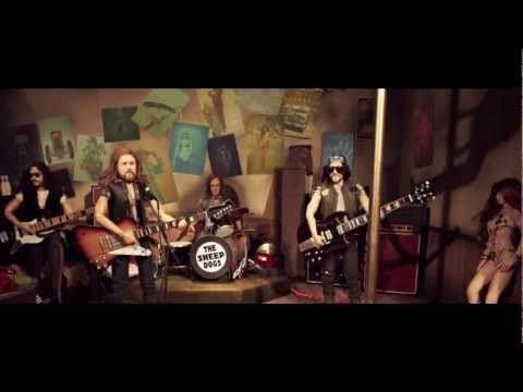 The Sheepdogs - Feeling Good [Official Music Video] - YouTube