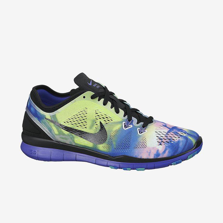 Nike Free 5.0 Tr Fit 4 Impression Cerveau Violet