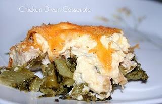 Chicken Divan | Food | Pinterest