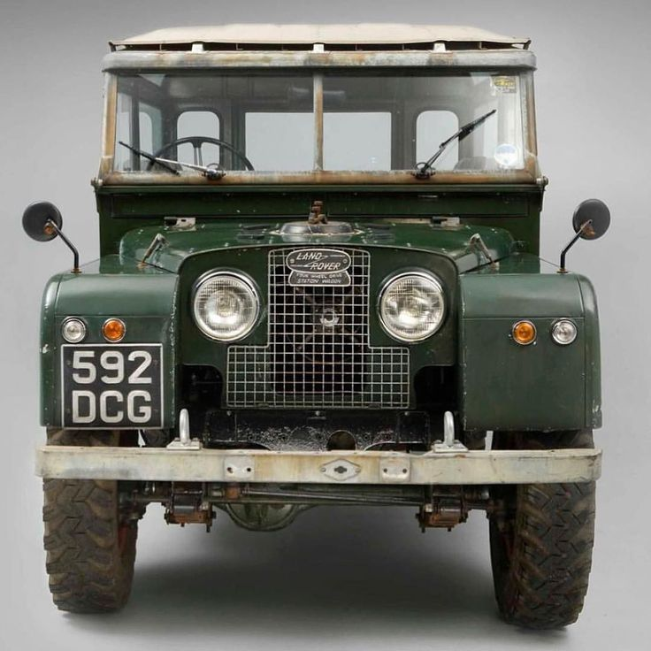 Land rover | Landy classic!