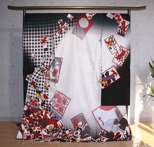 京都きもの彩 kimono - hanafuda