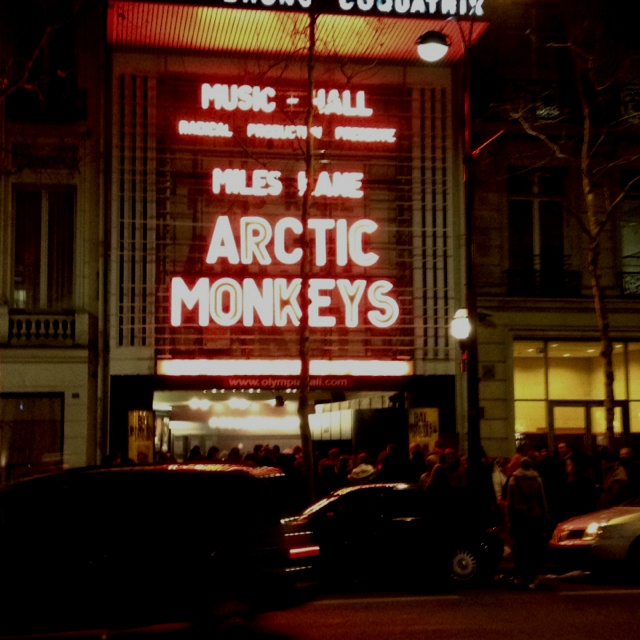 Crying Lightning.../ Arctic Monkeys Concert/ Gateway