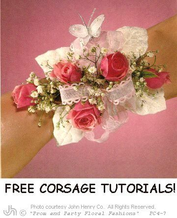 31 best corsage images on Pinterest | Prom flowers, Wedding bouquets ...