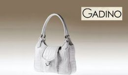 MOST EXPENSIVE BAGS #9 : Gadino Bag by Hilde Palladino - $38,470